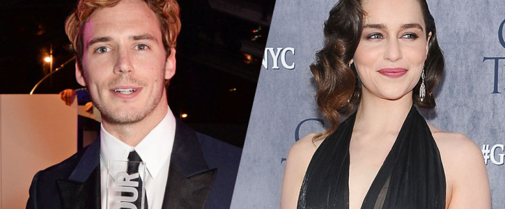 Emilia Clarke-Sam Claflin Drama 'Me Before You' Set for June 2016