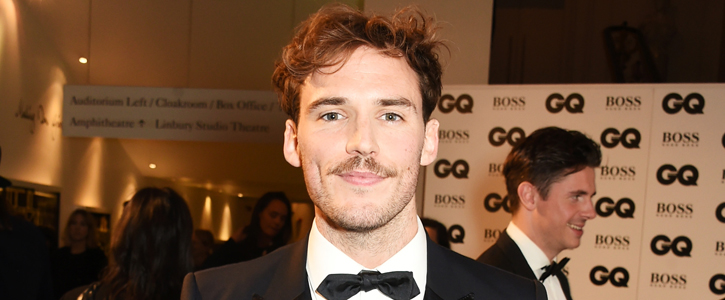 Sam Attends GQ Men Of The Year Awards