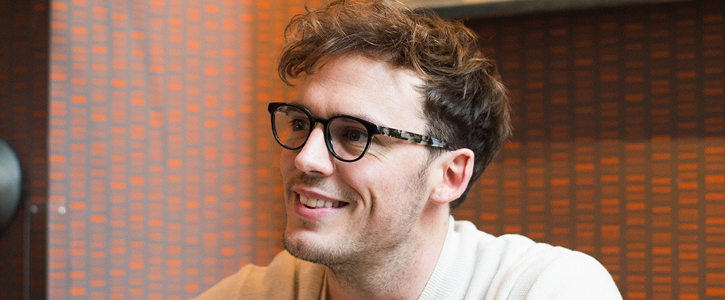 Sam Claflin Once Spilled Red Wine All Over Madonna's House