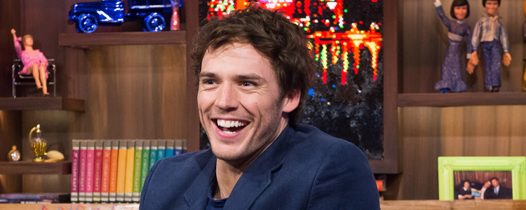 Sam Claflin on Watch What Happens: Live