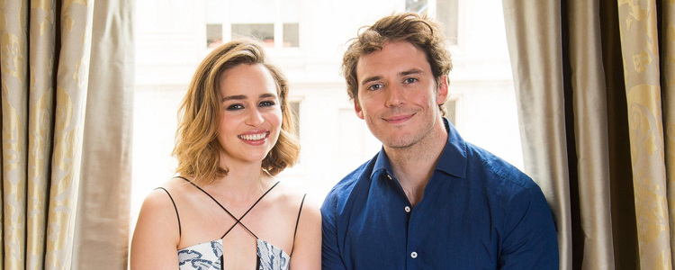 "Additional Photos from ""Me Before You"" Portrait Session"