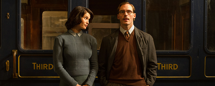 "New ""Their Finest"" Production Stills & Poster"