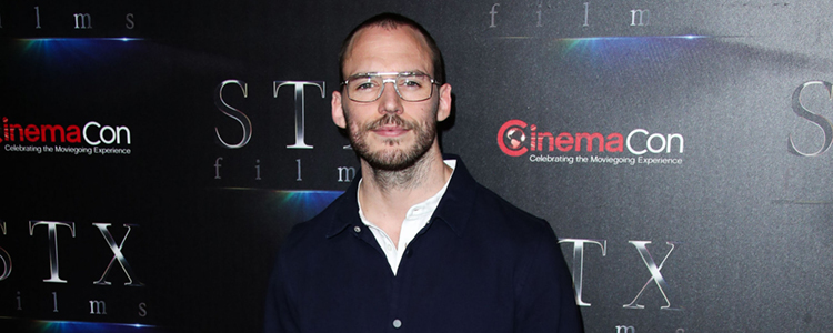 Sam Attends STX Films Presentation at Cinemacon 2018